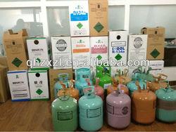 All Kinds of HVAC Gas R134a, R404a, R410a