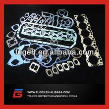 For ISUZU diesel engine part iron top gasket 6BG1 complete gasket kit
