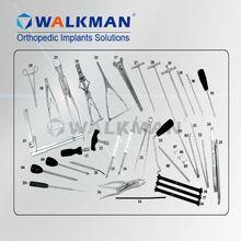 Anterior Thoracolumbar Fixation System Instruments Set,spine,surgical instrument,orthopedic implant