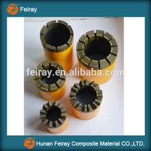 AQ,BQ,NQ,HQ,PQ Impregnated Diamond Core Drill Bits