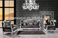 American style sofa furniture french wooden sofa