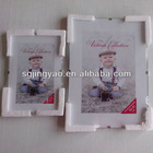 glass clip photo/picture frame
