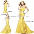 caldo in alto sirena materiale Golden piano lunghezza di moda ow088 grecian stile abito da sera