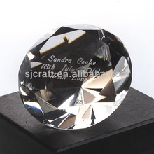 crystal paperweight crystal gift crystal diamond wholesale wedding favors