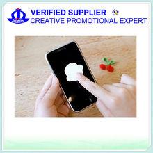 Mobile phone selbstklebend screen cleaner