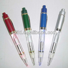 alibaba stock price led light pen,ballpen with LED and touch pen,led light ballpen