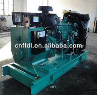 FF-104GFV TAD532GE 104kva 130KW Volvo diesel generator set