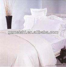 hotel 300T jacquard bedding linen 4pcs set/ duvet cover set