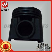 Diesel pistons for S6D140 Cast Iron pistons