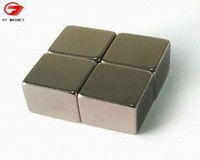 Sintered NdFeB Magnet huge block for motor
