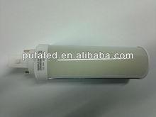 factory delivery 50pcs MOQ 7w g24 socket lamp