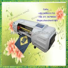 sw330a Dijital altın folyo folyo baskı makinası baskı ekipmanları çeşitli malzemeleri için kullanılır 008615896531755