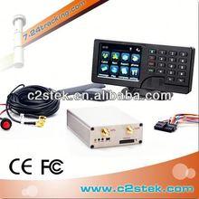 free software gps/gsm/gprs sim card tracker car/truck/bus/vehicle/delivery/fleet FL-2000G