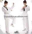La moda de taekwondo sparring ropa de uniforme, traje de taekwondo, uniforme de tkd