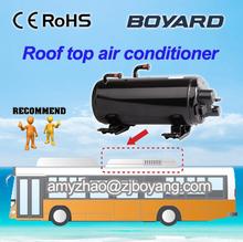 ce rohs r22 horizontal compresseur hermétique pour van de climatisation de toit monter
