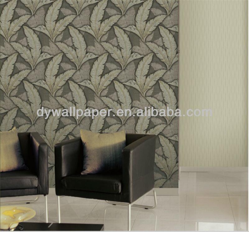 3d Design Flower Wallpaper Flower Design 3d Pvc Plastic