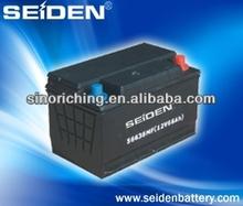 MF car battery 55040 12v 50ah