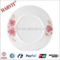 çiçek dekoratif opal cam salata tabakları/pasta tabak/et tabak/oval tabak/hizmet tabağı/tepsiler/tereyağı yemekleri satılık