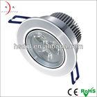 3w led ceiling pot lights
