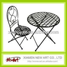 Metal leisure ways garden line patio furniture