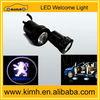 cree chip super bright led car door logo laser projector light