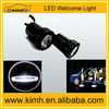 cree chip super bright led door courtesy light with car logo