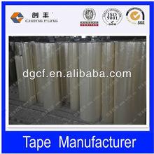China Acrylic 1280mm Bopp Jumbo Rolls Tape Wholesaler