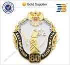 2014 high quality metal pin badge