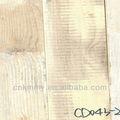papel para decoración de la cubierta del piso realizados en melamina