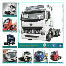 Sinotruck HOWO 6x4 tractor truck model 336hp371hp420hp HOWO heavy duty trailer head