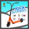 Freestyle Off-road Pro Scooter (EN14619 Certificate)