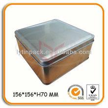Custom Metal Tin Box Packaging