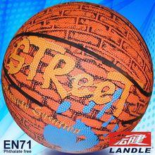 Standard Size inflatable basketball target toss