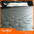 Alta calidad de PVC de plástico del piso del Garage azulejos