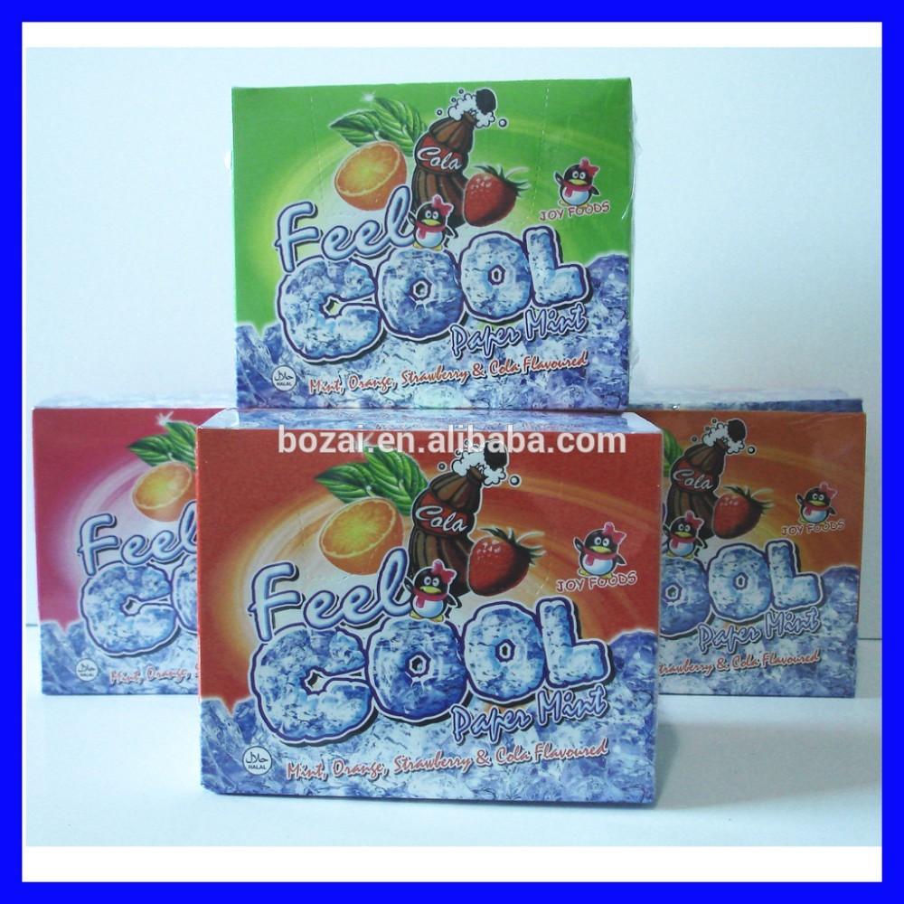 Halal sweets mint candy