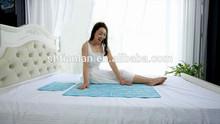 Japanese Summer Sleeping Blue Cool Mat for Bed Pillow Outdoor Floor Wholesale