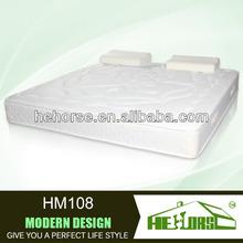 latest natural water latex foam mattress, full medical mattress,100% natural latex diamond bed sponge mattress
