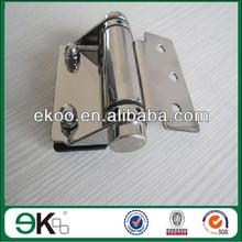 Frameless glass to square post glass door hinge (KEK10B)