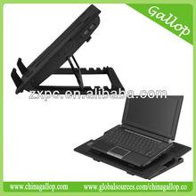 adjustable,ergostand Laptop cooling pad/laptop cooler pad