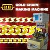24K Gold Chain Making Machine