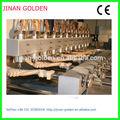 cnc madeira carving máquina com o rotary