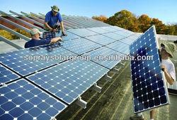 top quality best price per watt 270W~310W fake solar panel for sale