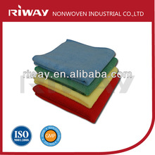 Super absorbent Colorful Custom Print Microfiber Cleaning Cloth