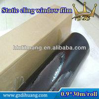 Non-glue static cling solar window film/size 0.9*30M