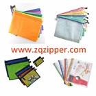 Mesh bag/Zipper File Bag/Mesh Pouch/File Pouch