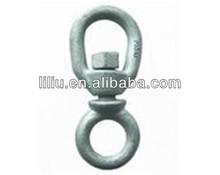 CHINA FACTORY PRICE GALVANIZED G401 CHAIN SWIVEL, STAINLESS STEEL316 G410 CHAIN SWIVEL