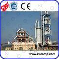 Proceso seco 100-300tpd mini planta de cemento