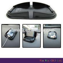 Cute tray shape car PVC car floor mat fasteners with custom logo