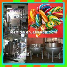 HA New designed PLC ball lollipop making machine
