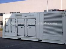 Diesel Generator Retal Power Box By MTU Engine 16V4000G23
